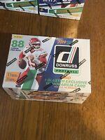 Donruss 2019 Football Factory Pack, Blaster Box - 11 Pack