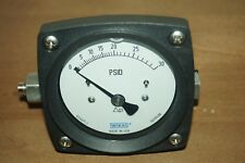 Wika Differential Pressure Gauge Glycerine filling, 0-30 PSID (703.04 2.5)