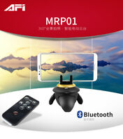 MRP01 Electric Panorama Time Lapse Head w/ 360° Rotation for Mobile GoPro camera