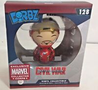 Funko Marvel Collector Corps Exclusive Iron man Civil War Dorbz Vinyl #128 New