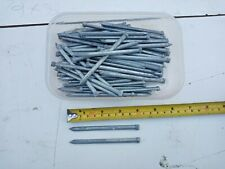 100mm oval Nails, 1.5 Kg