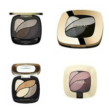 L'OREAL Color Riche Quad Eye Shadow Please Choose Your Shade Brand New