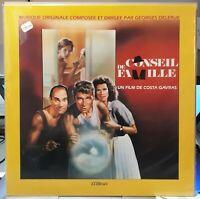 Rare LP BO Conseil De Famille Johnny Hallyday NEUF Jamais Ecouté (Mint Unplayed)