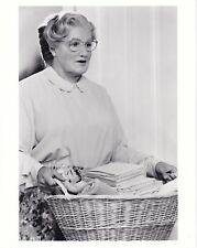 Robin Williams Mrs Doubtfire Chris Columbus Original Vintage + Négatifs 1993