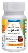 Aguaje Fruit Extract Capsules Define Breast & Help shape women Curves