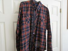 George Roth ,Los Angeles ,Men's Long Sleeve Shirt ,XXL , 93%Cotton ,7% Polyester
