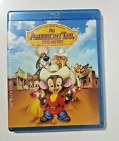 American Tail, An - Fievel Goes West (Blu-ray Disc, 2017) NEW AUTHENTIC REGION A