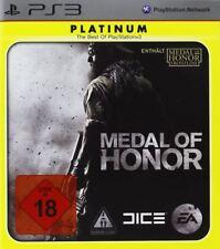 PS3 / Sony Playstation 3 Spiel - Medal of Honor (Platinum)(mit OVP) (USK18)