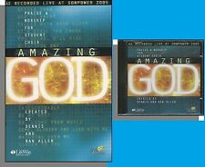 Amazing God - Praise & Worship For Choir - New Christian Live CD and Songbook!
