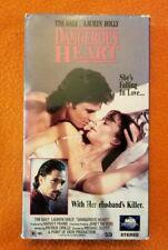 Dangerous Heart VHS MCA Universal Home Video Tim Daly Lauren Holly