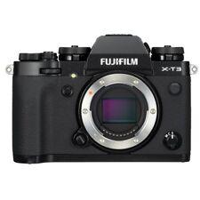Fujifilm X-T3 Body Black - NEW - Genuine UK Stock