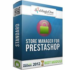 Store Manager for PrestaShop - Standard - from official seller - SAVE 20%