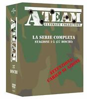 A-TEAM - STAGIONE 01-05  27 DVD  COFANETTO  SERIE-TV