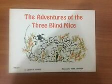 The Adventures Of The Three Blind Mice (1965). Vintage Scholastic