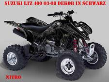 Invision décor Graphic Kit ATV suzuki ltr 450 ltz400 ltz250 NITRO Décalques B