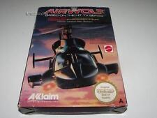 Airwolf Nintendo NES PAL A Preloved *CIB* Mattel