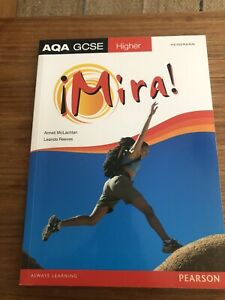 !Mira! GCSE Higher Spanish Textbook