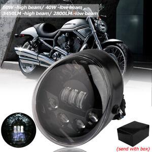 LED Headlight For Harley Davidson VRod Night Rod Special VSRCDX VRSC 2002-2017