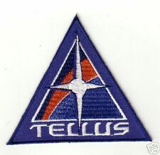 SPACE ABOVE AND BEYOND TELLUS  PATCH - SAAB03