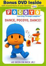 Pocoyo: Dance, Pocoyo, Dance (DVD, 2012, 2-Disc Set)