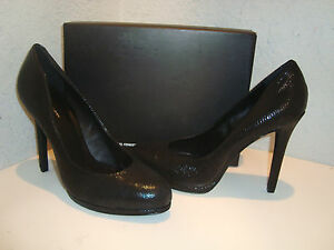 INC International Concepts Womens New Louie Black Pumps Shoes 10 Medium