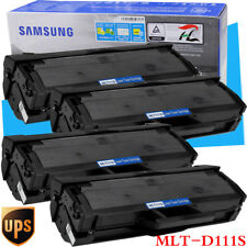 4x MLT-D111S Toner Cartridge Replacement for Samsung Xpress M2070W M2022 Printer