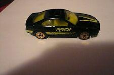 1992 Matchbox BMW 850i black clean Loose 1/62 Scale kinda rare