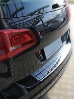 Chrom Edelstahl Ladekantenschutz Abkantung für VW Sharan II Seat Alhambra II