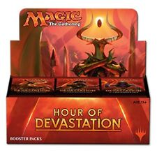 Magic The Gathering Hour of Devastation Booster Packs X5