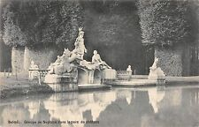 BR55368 Groupe de neptune dans le parc du chateau Beloeil belgium