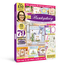 Hunkydory Box Magazine - Issue 7 - Cardmaking Collection Over £50 of Goodies!