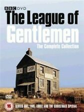 The Complete League of Gentlemen DVD 1999 by Mark Gatiss Steve Pemberton.