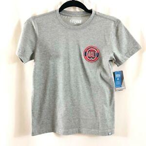 NBA Washington Wizards Youth Kids T Shirt John Wall Short Sleeve Gray M 8/10