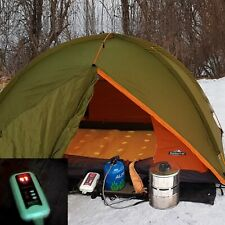 No Carbon Monoxide Portable Camping Gas Heater Heat Sleeping Bag up to 80C/176F