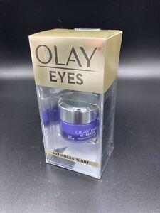 Olay Eyes Retinol 24 Night Eye Cream 0.5 fl. oz