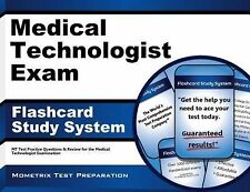 Medical Technologist Exam Flashcard Study System: MT Test Practice Questions and