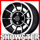 "4 x 15x7 15"" American Racing wheels Vector Ford Mustang Chrysler Valiant Dukes"