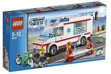 LEGO City Krankenwagen (4431)