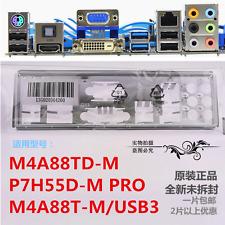 I/O Shield for P7H55-M PRO & P7H55D-M PRO & M4A88T-M/USB3 & M4A88T-M & M4A88TD-M