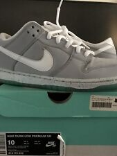 Nike SB Dunk Low Marty Mc Fly Back To The Future 10.0
