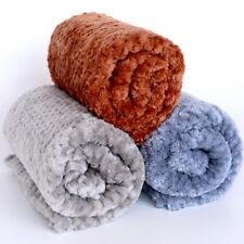 Dog Blanket Fleece Bed Mat for Large Dogs Pet Puppy Sleeping Cushion Mattress
