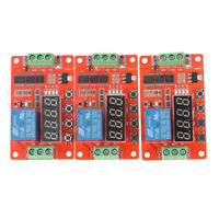 FRM01 DC 5/12/24V 1 Channel Multifunction Relay Module Loop Delay Timer SwitL$