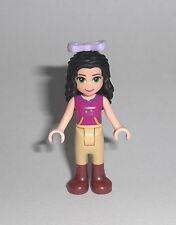 LEGO Friends - Emma (41123) - Figur Minifig Girl Mädchen Pferd Reiterin 41123