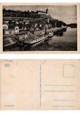 CPA  Czechoslovakia - Melnik - Scene with Ships  (694058)
