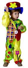 Costume Clown Garcon Small 3/4 ans - Déguisement Cirque Enfant - 228