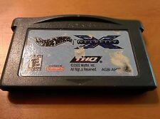 ** Hot Wheels: Velocity X (Nintendo Game Boy Advance GBA, 2002) **