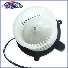 NEW HEATER BLOWER MOTOR W/ FAN CAGE FRONT FOR JEEP GRAND CHEROKEE COMMANDER