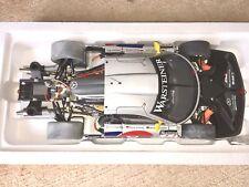 MERCEDES-BENZ CLK-GTR 1997 1/12 AUTO ART DEDICACEE PAR LUDWIG,WURZ ET SCHNEIDER
