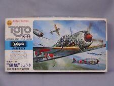Hasegawa Tojo Shoki 鐘馗 1/72 Scale Box Toy War Aircraft Display PM297