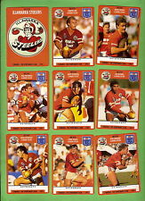 1991 ILLAWARRA STEELERS  STIMOROL RUGBY LEAGUE CARDS